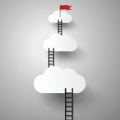 Ladder up to success