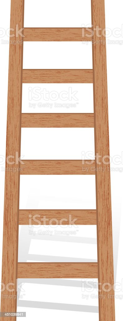 ladder royalty-free stock vector art