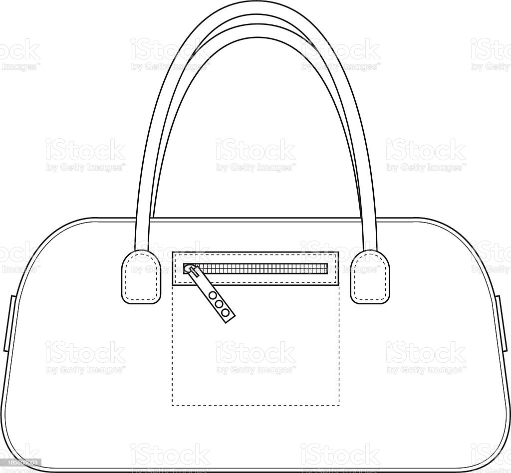 Various Style Tote Bag Template Vector Art Download By Paper Gift