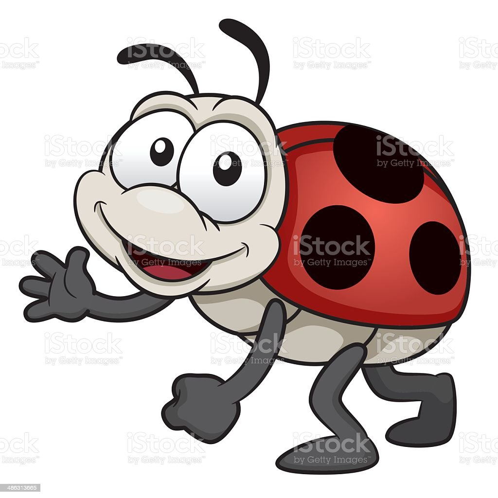 Lady bug royalty-free lady bug stock vector art & more images of animal