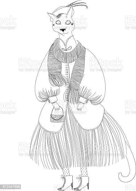 Lady cat vector id512457506?b=1&k=6&m=512457506&s=612x612&h=b6tjoak6zsc3xsvtfs73htgdu0obxtu4nyt85wz dbo=