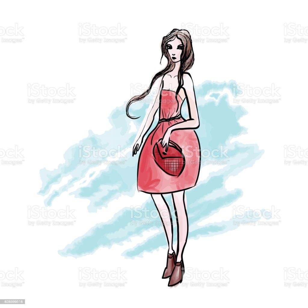 Fashion design portfolio pages 90