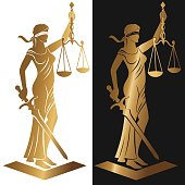 lady justice Gold