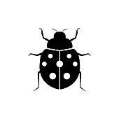 ladybird / ladybug / insect icon