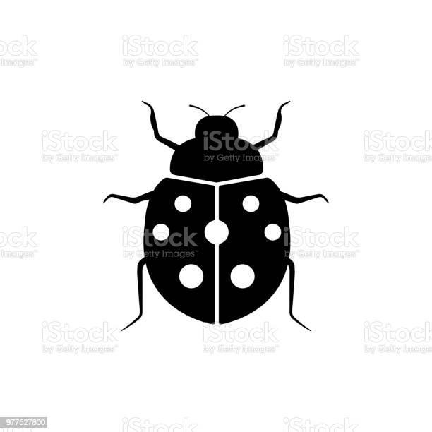 Ladybird ladybug insect icon vector id977527800?b=1&k=6&m=977527800&s=612x612&h=trfug 7uptmnbn4qx1ilemlwz66fxp9gsfamgvshn8c=