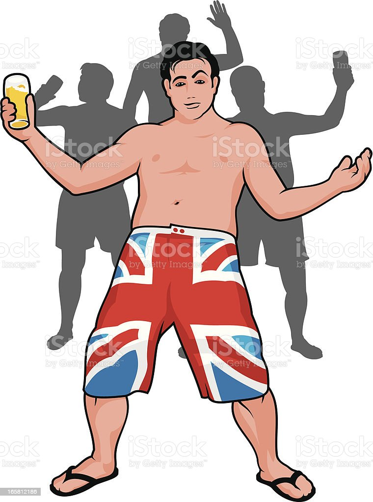 Lager Louts royalty-free lager louts stock vector art & more images of adult