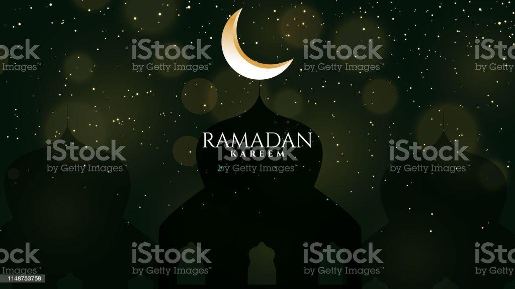 lamp for Ramadan Kareem Greetings for Ramadan background