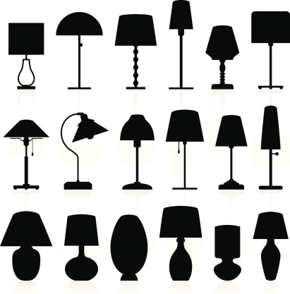 Lamp Silhouettes Pack