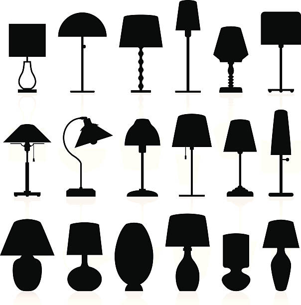 Royalty Free Desk Lamp Clip Art Vector Images: Royalty Free Lamp Clip Art, Vector Images & Illustrations