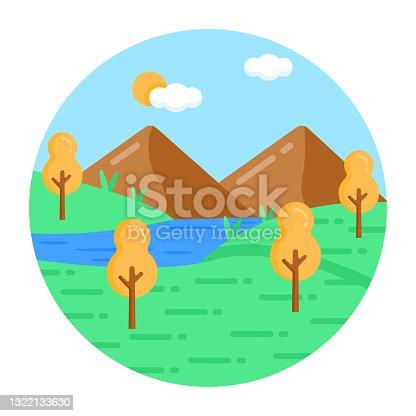 istock Landforms 1322133630
