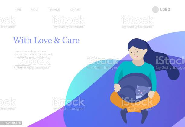 Landing page set of children with cats and dog happy funny kids love vector id1202468729?b=1&k=6&m=1202468729&s=612x612&h=jxrsjheg7umnhhhcvic7fuh3jetrw881 ocb pua3s0=