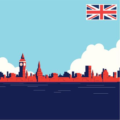 UK Landmark THAMES