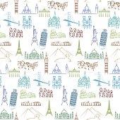 Landmarks pattern