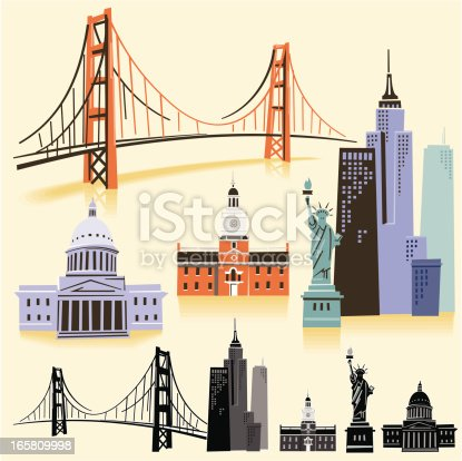 Five famous landmarks on a sketchy, loose style.Global colors, no gradients, monotone versions and large JPG included.   On the same style: [url=file_closeup.php?id=27777190][img]file_thumbview_approve.php?size=1&id=27777190[/img][/url] [url=file_closeup.php?id=18461495][img]file_thumbview_approve.php?size=1&id=18461495[/img][/url] [url=file_closeup.php?id=18461556][img]file_thumbview_approve.php?size=1&id=18461556[/img][/url] [url=file_closeup.php?id=18475900][img]file_thumbview_approve.php?size=1&id=18475900[/img][/url] [url=file_closeup.php?id=19123005][img]file_thumbview_approve.php?size=1&id=19123005[/img][/url] [url=file_closeup.php?id=21287421][img]file_thumbview_approve.php?size=1&id=21287421[/img][/url] [url=file_closeup.php?id=21287525][img]file_thumbview_approve.php?size=1&id=21287525[/img][/url] [url=file_closeup.php?id=21417731][img]file_thumbview_approve.php?size=1&id=21417731[/img][/url]  [Url=/file_search.php?action=file&lightboxID=12806462][img]http://www.soberve.com/banners/travel.jpg[/img][/url]