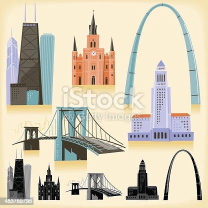 istock USA Landmarks 483769795