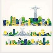 istock landscape of brazil 496836727