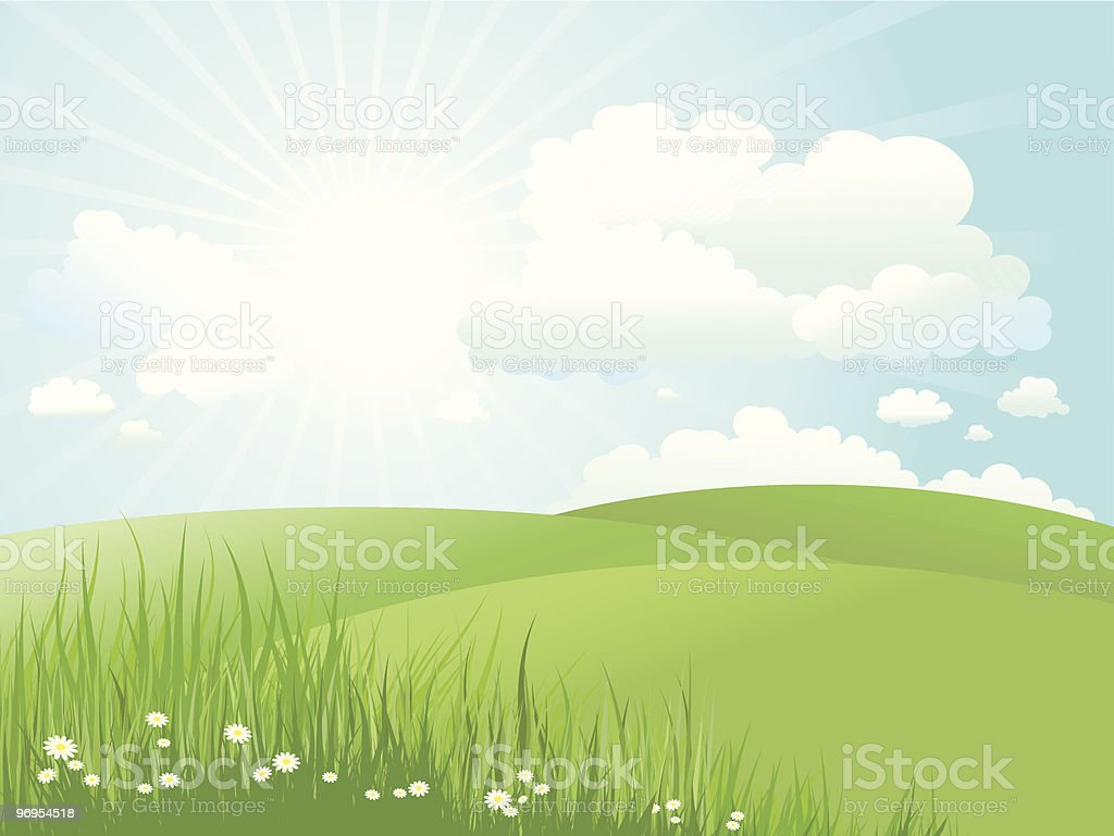 Landscape royalty-free landscape stock vector art & more images of backgrounds
