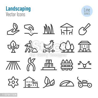 Landscaping,