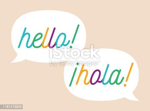 istock Language Translation 1181470320