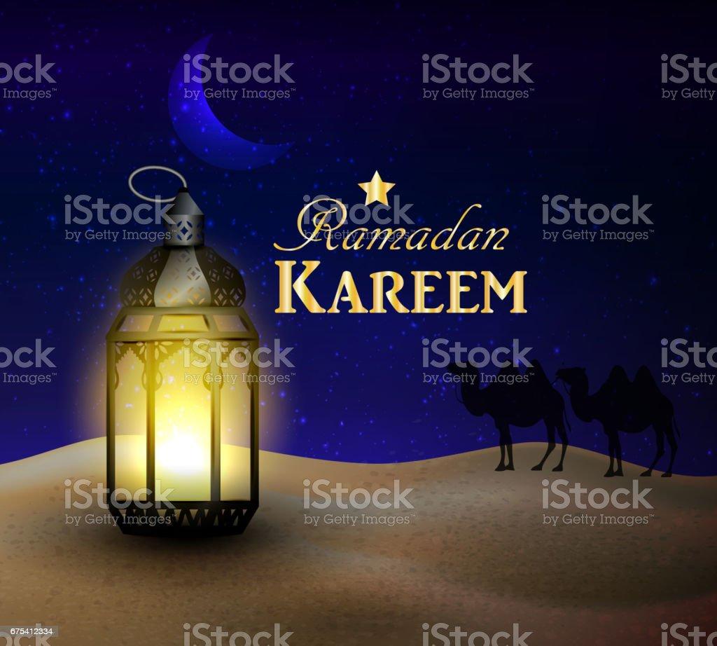 lanterns stands in the desert at night sky royalty-free lanterns stands in the desert at night sky stok vektör sanatı & arka planlar'nin daha fazla görseli