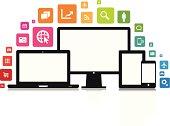 Laptop Desktop Tablet Smartphone App
