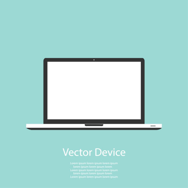 bildbanksillustrationer, clip art samt tecknat material och ikoner med laptop platt ikon. laptop icon vector. laptop icon jpeg. laptop ikon bild. laptop ikon bild. laptop ikon graphic. laptop icon art. laptop icon jpg. laptop icon eps. laptop ikon ritning. laptop-ikon - laptop