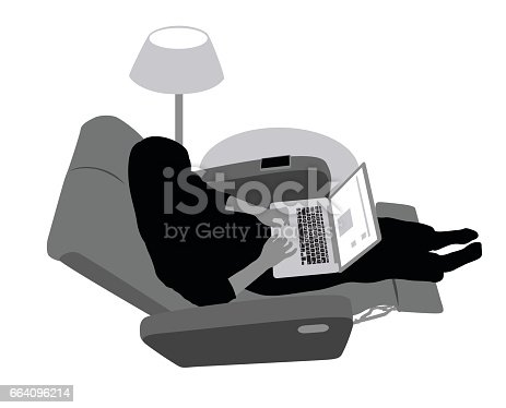 684006316istockphoto Laptop Long Hours 664096214