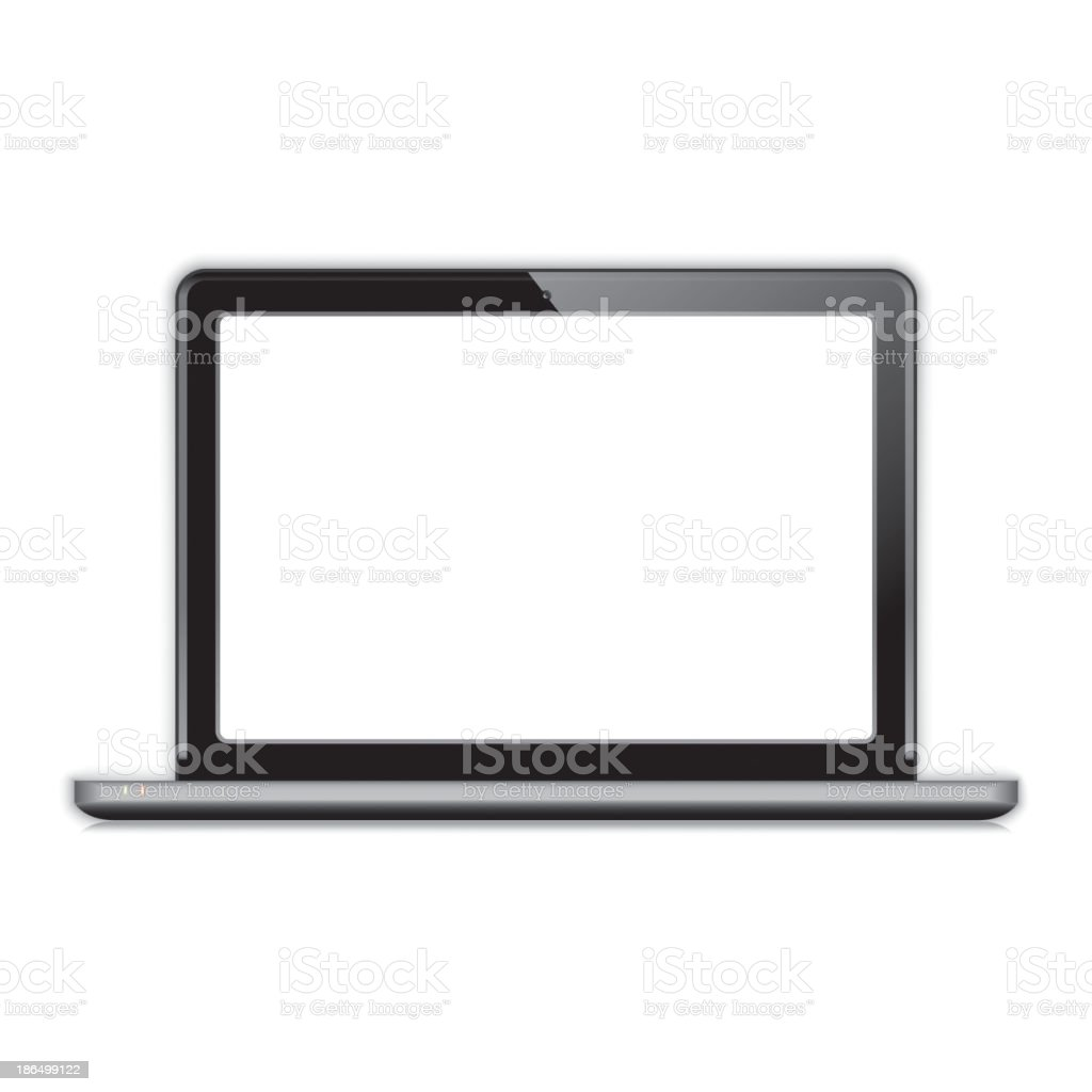 laptop royalty-free laptop stock vector art & more images of book