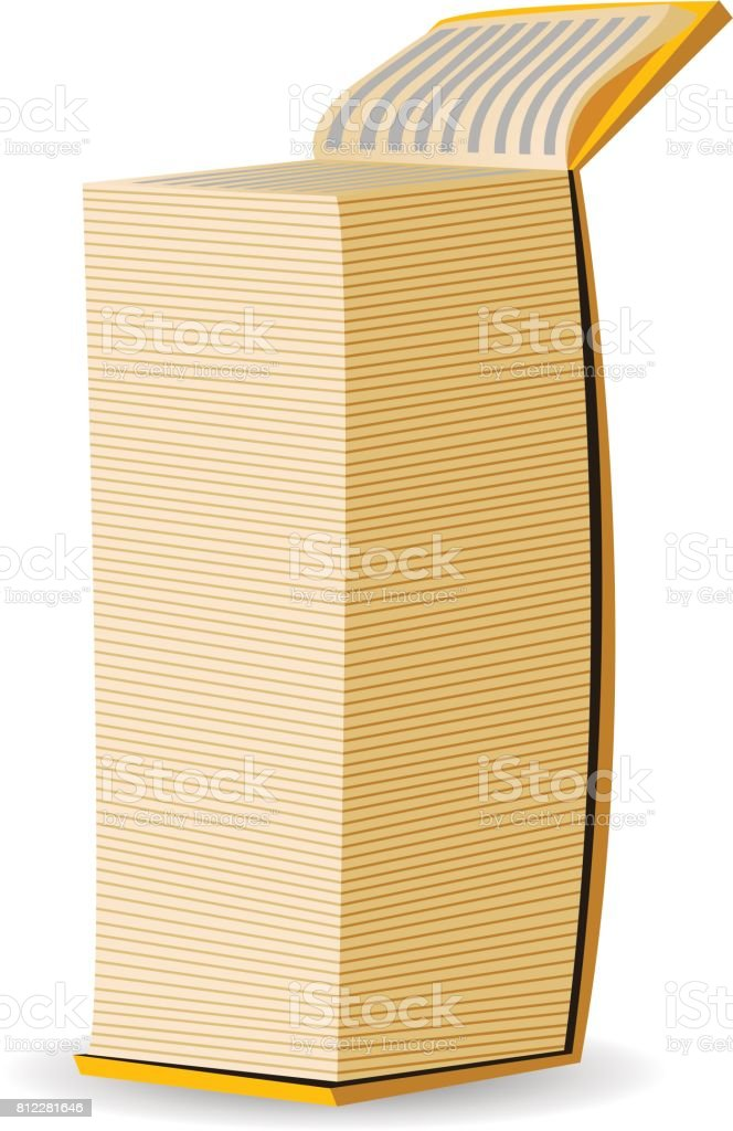 Large Book royalty-free large book stock vector art & more images of book
