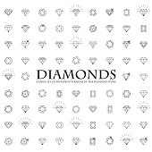 Large number of versions of a diamond
