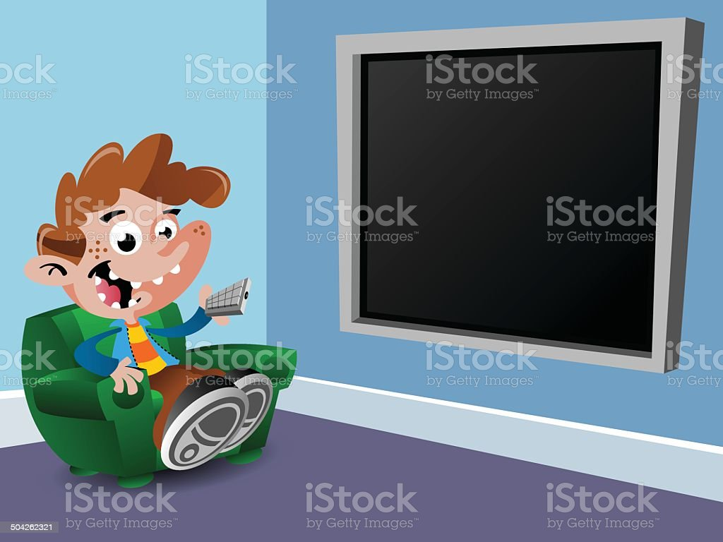 Large TV off royalty-free large tv off stock vector art & more images of arts culture and entertainment