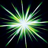 laser light pattern