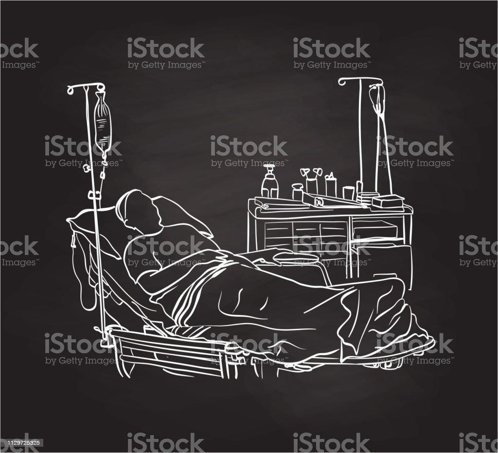 LastBreathHospital – Vektorgrafik