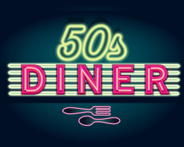 Royalty Free Diner Clip Art, Vector Images & Illustrations ...
