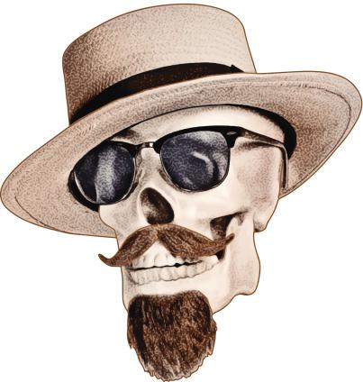Latin Lover Skull