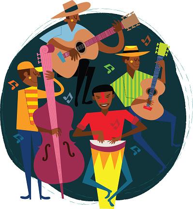 Latin Musicians