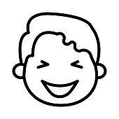 laugh   happy  smiling