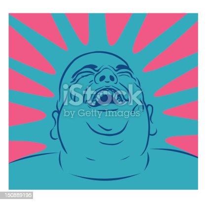 istock Laughing Buddha 150889195