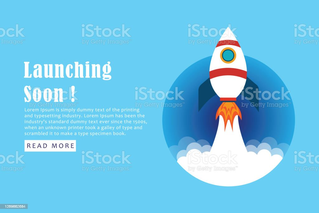 Launching Soon Marketing Store Template Coming Soon Announcement Flyer Banner Stock Illustration Download Image Now Istock