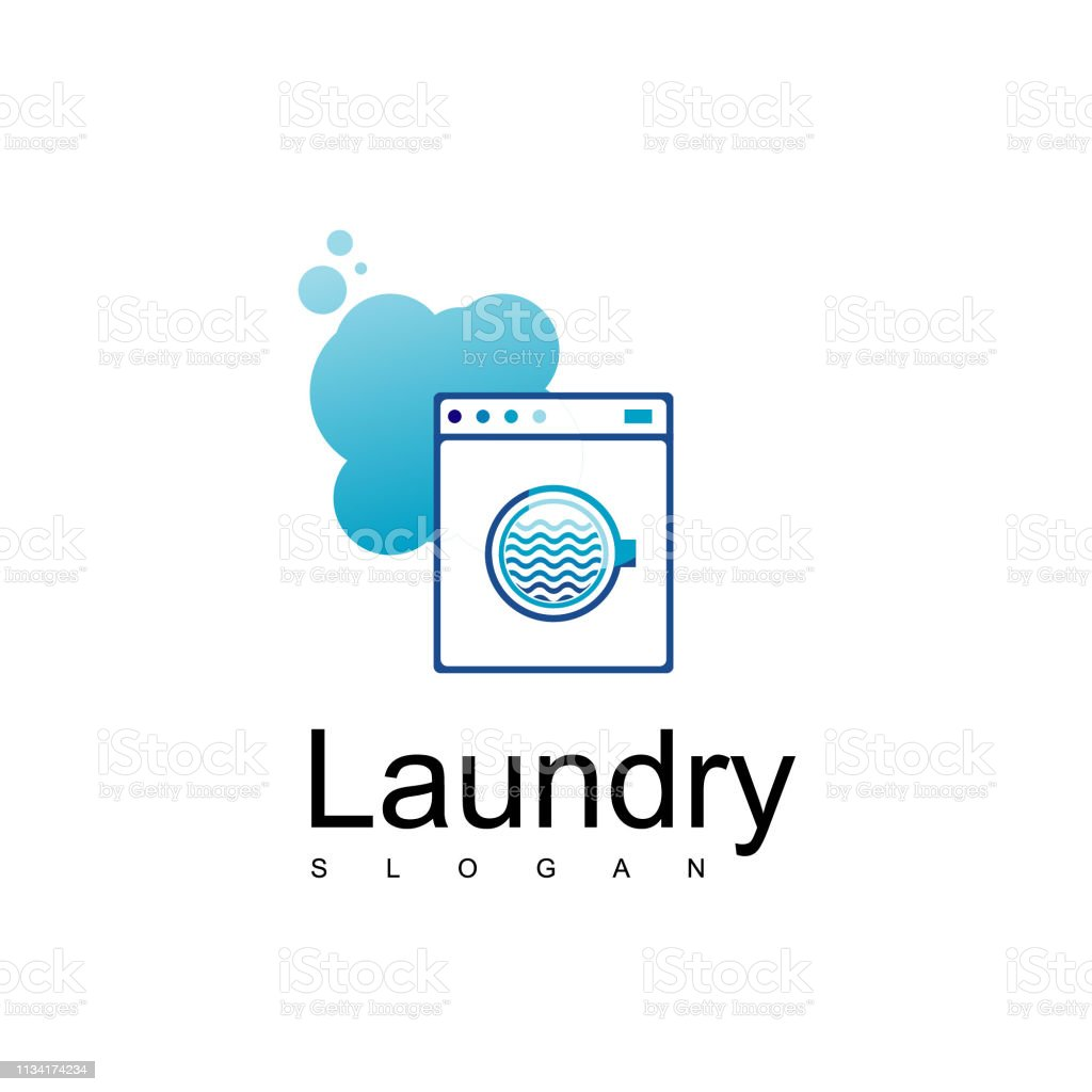 laundry logo design inspiration stock illustration download image now istock laundry logo design inspiration stock illustration download image now istock