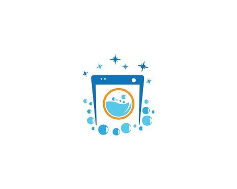 Laundry symbol illustration