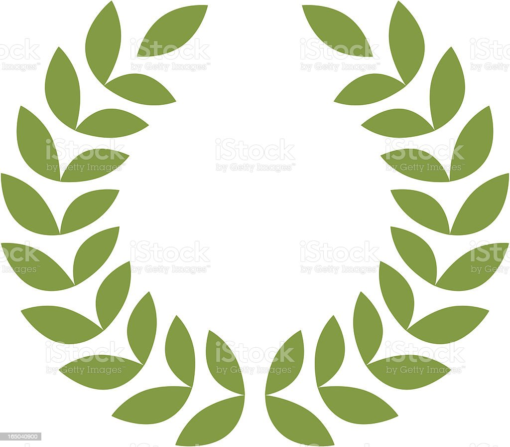 Laurel Wreath royalty-free laurel wreath stock vector art & more images of achievement