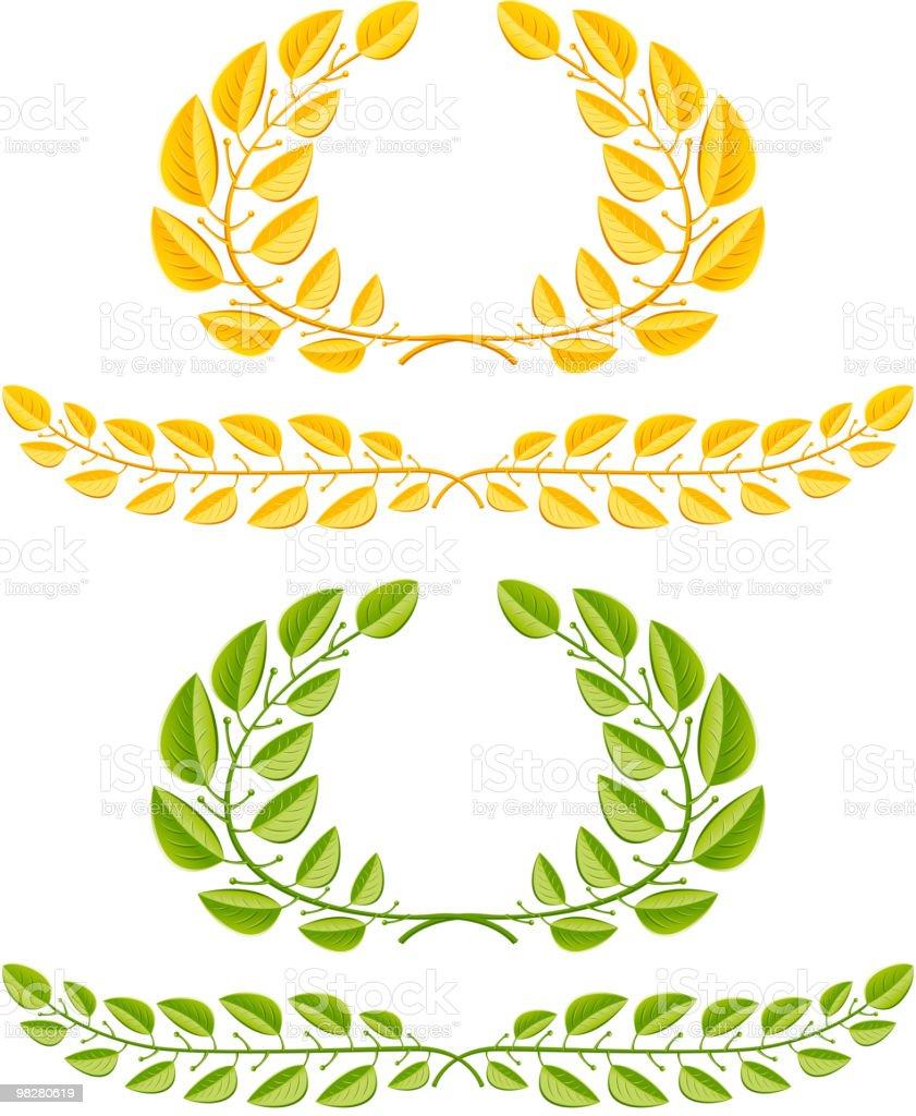 laurel wreath royalty-free laurel wreath stock vector art & more images of achievement