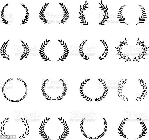 Laurel wreaths vector elements vector id528954886?b=1&k=6&m=528954886&s=612x612&h=2czwezrmy1xzcwwbgocyituz0cc fsnuowwceuwyhdg=