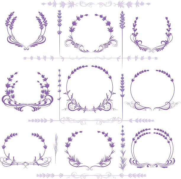 lavender file_thumbview_approve.php?size=1&id=23003419 lavender color stock illustrations