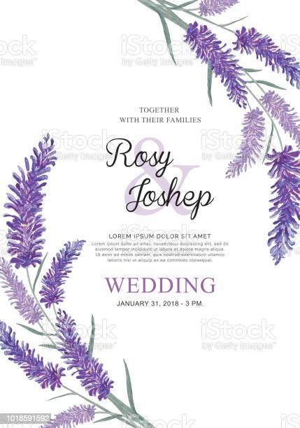 Lavender wedding card vector id1018591592?b=1&k=6&m=1018591592&s=612x612&h=6 e68bf1 32phchantqmoxukkpeeg yyo6wadl02dp0=