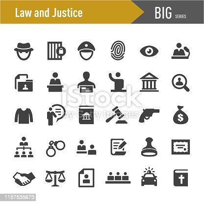 Law, Justice,