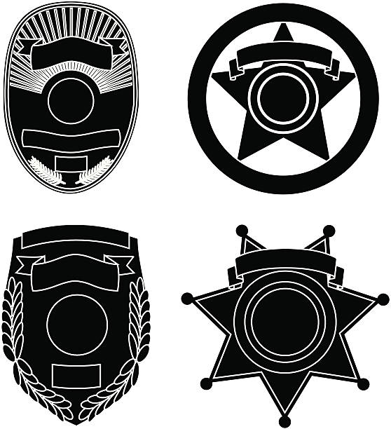 Car Shield Prices >> Best Police Badge Illustrations, Royalty-Free Vector Graphics & Clip Art - iStock