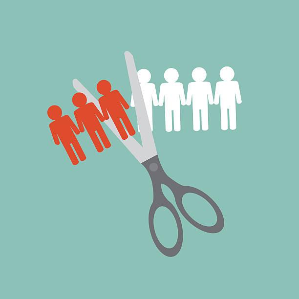 расположены на концепции - unemployment stock illustrations