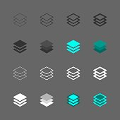 Layer Icon - Multi Series